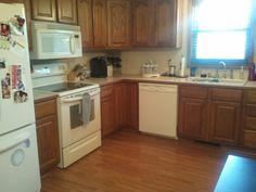 Before vinyl laminate counters boring backsplash white for White enamel kitchen cabinets