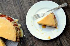 Ewa Kuchennie: Kuchnia to serce domu!: Bananowy sernik Nigelli