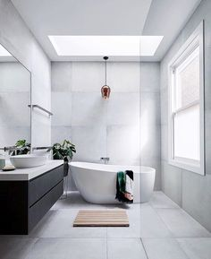 bathroom ideas modern / bathroom ideas - bathroom ideas small - bathroom ideas on a budget - bathroom ideas modern - bathroom ideas master - bathroom ideas apartment - bathroom ideas diy - bathroom ideas small on a budget Family Bathroom, Budget Bathroom, Bathroom Inspo, Master Bathroom, Bathroom Ideas, Bathroom Styling, Bathtub Ideas, Bathroom Grey, Bathroom Renos