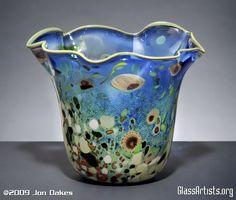 Art Glass Decor - Glass Artists.org - Jon Oakes