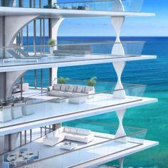 Herzog & de Meuron - residential tower in Miami