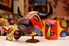 Máscaras de Carnaval World Crafts, Sonic The Hedgehog, Folk Art, Disney Characters, Kids, Inspiration, Design, Mood, Engagement