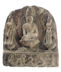 中國藝術|佛教石碑| F1912.97