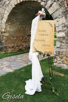 Gisela - Αποξήρανση ανθοδέσμης Lace Wedding, Wedding Dresses, Wedding Decorations, Fashion, Bride Dresses, Moda, Bridal Gowns, Fashion Styles, Weeding Dresses