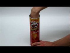 Improved Pringles Can...