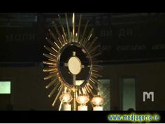 2017 Medjugorje Youth Festival Day 1 Adoration from the first day Youth, Young Adults, Teenagers