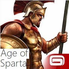 UNIVERSO NOKIA: Age of Sparta Nuovo Gioco Gratis di Strategia by G...