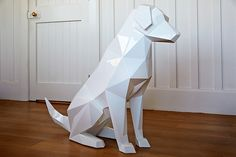 ben foster geometric animals...