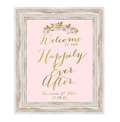 Welcome to our Happily Ever After Blush and by lovelycustomdesign