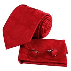 Introducing EAC1049 Handmade Gifts Red Pattern Husband Silk Necktie Handkerchiefs Cuffilinks Holy Saturday Gift Set By Epoint. Great Product and follow us to get more updates!