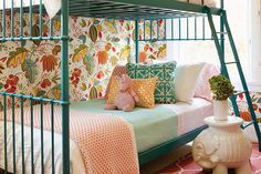 Kids cottage bedroom by Taylor Borsari