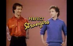 Hoy, en nuestroo Viernes Retro, los invito a usar sus pijamas del Hombre Araña y a bailar la Danza de la Alegría... Middle Age Freak: Viernes Retro: Perfect Strangers