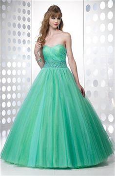 Beading Ball Gown Sweetheart Floor-length Sleeveless Sweet 16 #Dress Style Code: 05136 $169