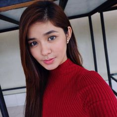 This is the pretty Loisa Andalio smiling for the camera. Indeed, Loisa is a very talented Kapamilya and Star Magic talent. Espanto, Star Magic, Teen Actresses, Filipina, Philippines, Fashion Models, Dancer, Chinese, Characters