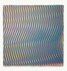 Artist Anoka Faruqee creates eye-popping paintings of moiré patterns, the secondary patterns created when two identical patterns are overlapped with a slight rotation or offset. Faruqee has divided...