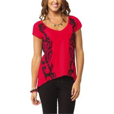 Metal Mulisha Baroque Women's Tee - Chaparral Motorsports