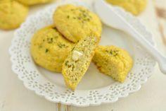 Cheesy Paleo Cheddar Biscuits Recipe