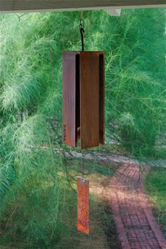 Heavy Metal Wind Chime | So beautiful!