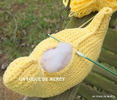 BLOG SOBRE MANUALIDADES .CROCHET ,RECICLAJE, ARTE PARA NINOS Christmas Crochet Patterns, Crochet Patterns Amigurumi, Crochet Toys, Crochet Stitches, Crochet Doilies, Crochet Lace, Crochet Chicken, Crochet Round, Learn To Crochet
