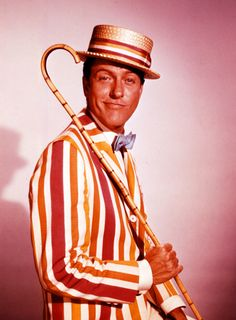 Bert from Mary Poppins...aka the inspiration for the Build-a-Bert idea.