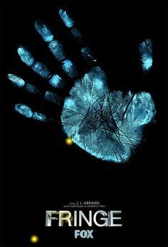 Fringe TV Poster #3 - Internet Movie Poster Awards Gallery