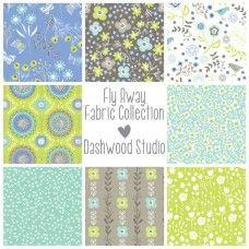 Fly Away - Dashwood Studio - Fabric Bundle
