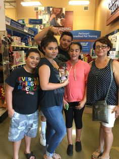ADOPTED at PETSMART NATIONAL ADOPTION WEEKEND!!! MOE has been adopted!!! Thank your for adopting MOE.. He is going to a great big family that will love him...