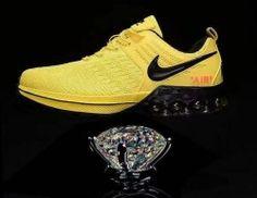 Nike Men's Shox Reax Run Yellow Black Trainers Mens Nike Shox, Nike Shox Nz, Mens Nike Air, Nike Men, Triple Black Trainers, Cheap Nike Shoes Online, Boys Running Shoes, Lightweight Running Shoes, Nike Air Max For Women