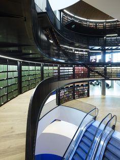Library of Birmingham - Birmingham, England