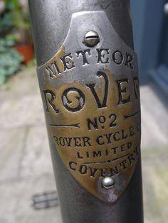 Rover Headbadge