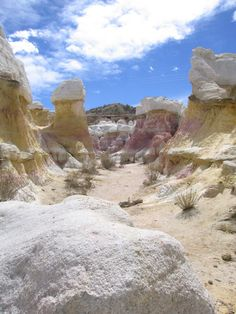 Check out this slideshow Badlands of Colorado: Paint Mines Interpretive Park in this list 22 Badass Hikes in Colorado Red Rock Amphitheatre, Colorado Hiking, Visit Colorado, Colorado Springs, Continental Divide, Travel Magazines, Rocky Mountain National Park, Camping World, Vacation Places