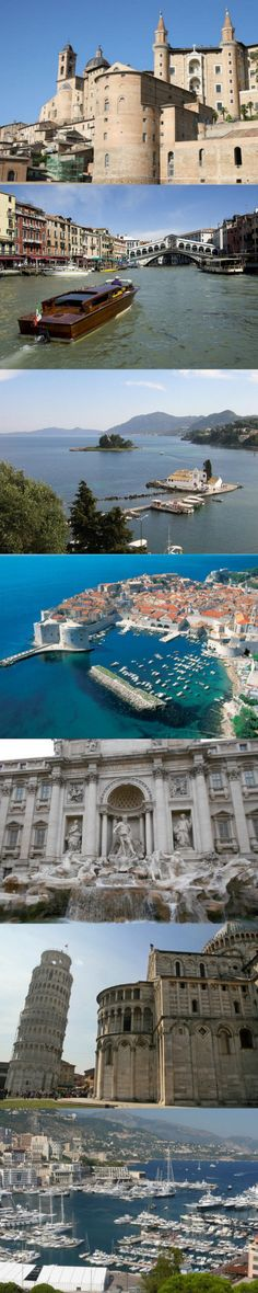 The Best of Europe Cruises: Venice To Monte Carlo