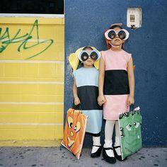 Powerpuff Girls by Amy Stein. #baby #costume