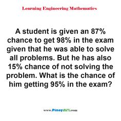 He Is Able, Read More, Statistics, Mathematics, Student, How To Get, Learning, Math, Studying