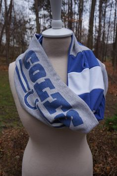 Colts infinity scarf!