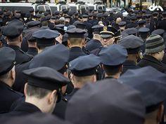 New York polisi başkana yine sırtını döndü