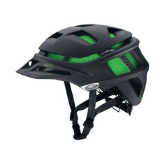 Smith Optics Forefront Adult Off-Road Cycling Helmet - Matte Black / Small - As good as you could possibly expect.Features and specifications of Smith Optics Fo Cycling Helmet, Cycling Outfit, Bicycle Helmet, Cycling Clothing, Bicycle Safety, Cycling Wear, Cycling Shoes, All Mountain Bike, Mountain Bike Helmets