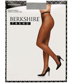 3d0cd83273a Berkshire Bold Fishnet Pantyhose Hosiery - Women s Fishnet Bold Berkshire
