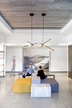 New Design Office Lobby Waiting Area Ideas