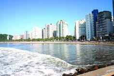 Praia do Gonzaguinha, São Vicente (SP)