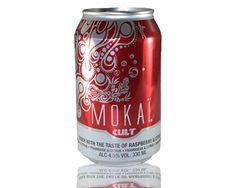 Cult Cider Mokai Raspberry & Citrus