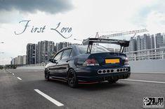 Garage: First Love Lancer Cedia, Tuner Cars, Mitsubishi Lancer, Modified Cars, Jdm, Singapore, First Love, Garage, Culture