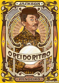 O Rei do Ritmo by roberlan