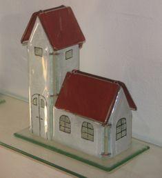 Kirke i glas - www.buggeglas.dk