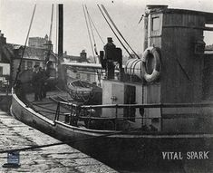 West Coast Scotland, Merchant Marine, Ferry Boat, Navy Ships, Fishing Boats, Glasgow, Sailing Ships, 1960s, Water