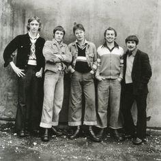 Daniel Meadows, Barrow in Burness: Boot Boys, October 1974