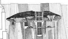Paolo Soleri Earth Dwellings