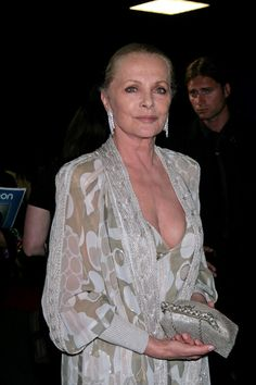 Virna Lisi | David di Donatello 2007 Italian Awards