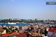 duplex loft in Istanbul
