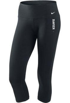 Product: Nike University of Memphis Women's Capris Radford University, Xavier University, State University, Nike Outfits, Cool Outfits, Women's Leggings, Nike Women, Active Wear, Capri Pants